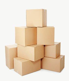 Купить картонный ящик