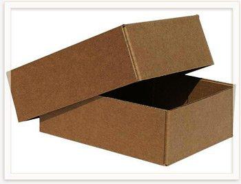 Картонные коробки крышка дно купить