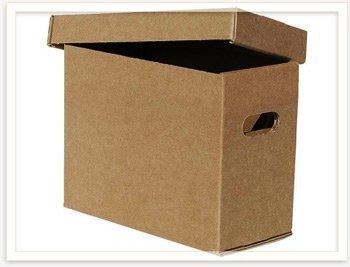 Коробки архивные картонные купить