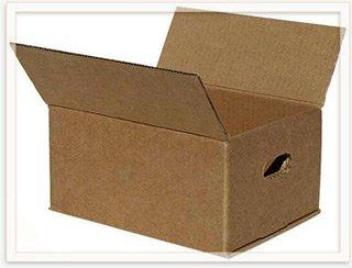 Ящик картонный купить Киев