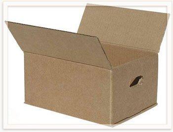 Кондитерские коробки картонные