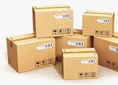 Купить коробки из гофрокартона