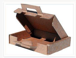 Картонные коробки гофротара