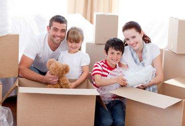 Картонные коробки для переезда