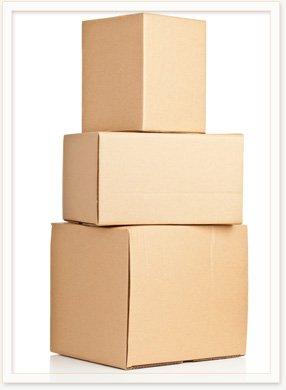 Картонные коробки для упаковки Киев