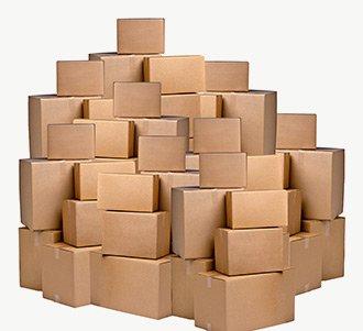 Короба картонные купить