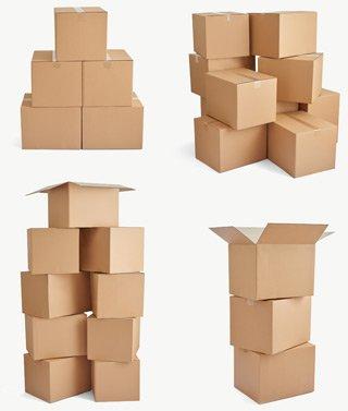 Коробки из картона купить