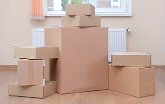 Купить картонные коробки для переезда Киев