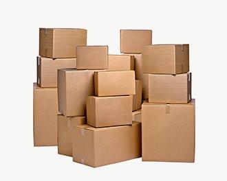 Купить картонные коробки оптом