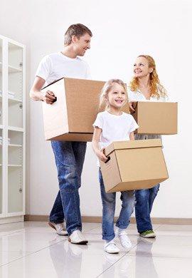 Купить коробки для переезда